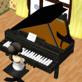 Ronn's piano room